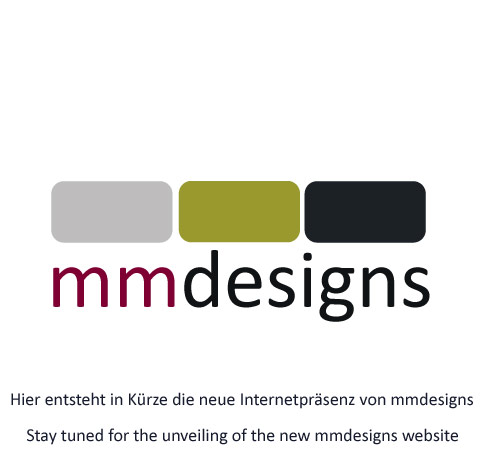 Announcing the new MMDesigns website
